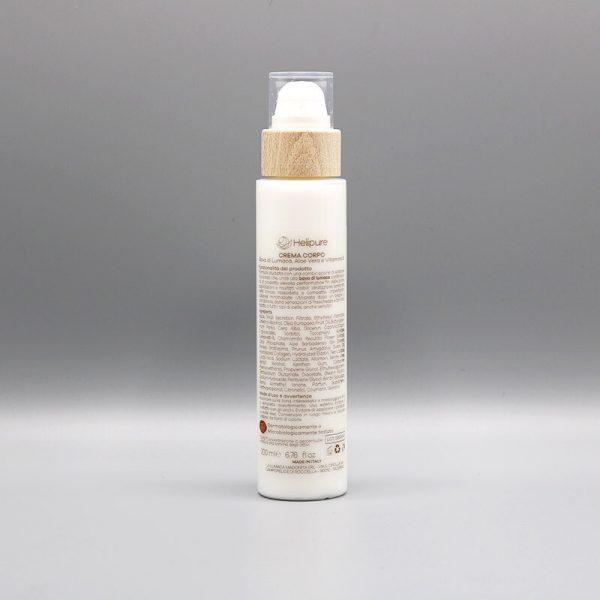 helipure - crema corpo - bava di lumaca