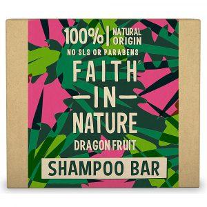 Faith in Nature - Shampoo Solido - Dragon Fruit