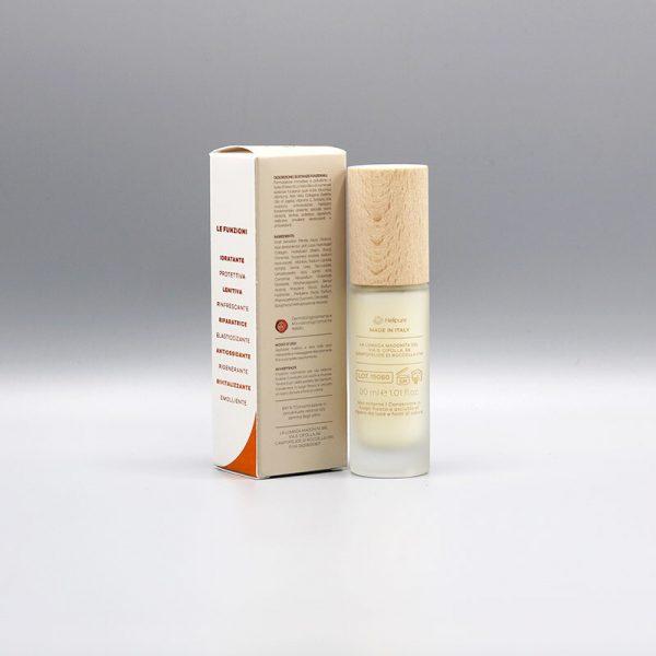 helipure - siero viso -bava di lumaca