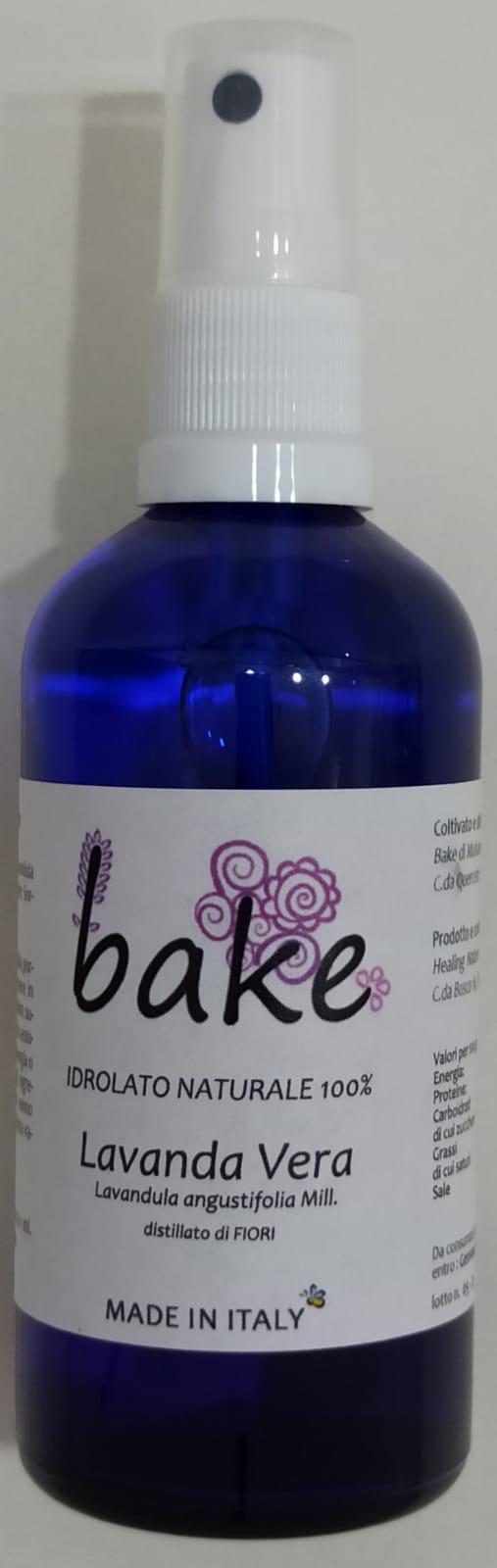 Bake - Idrolato di Lavanda